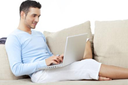 How to Flirt on the Net For Men